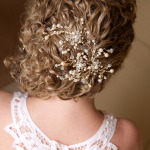 Hair Piece with Curls
